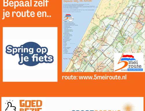 5 mei route