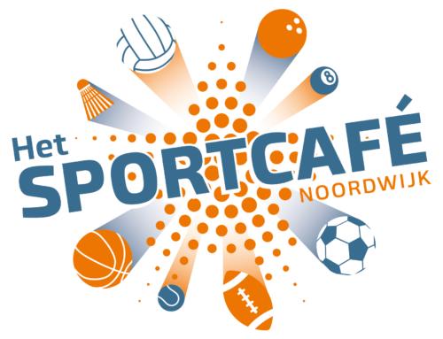 Het Sportcafé komt eraan!